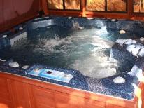 The unforgettable jacuzzi sensation awaits you at Alla's Cozy Place! A Place of endless pampering where nurturing, caring people rejuvenate your body, mind and soul.